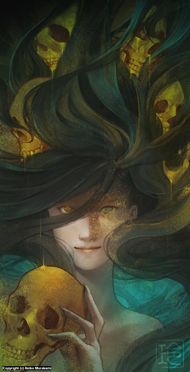 June Artwork by Reiko Murakami