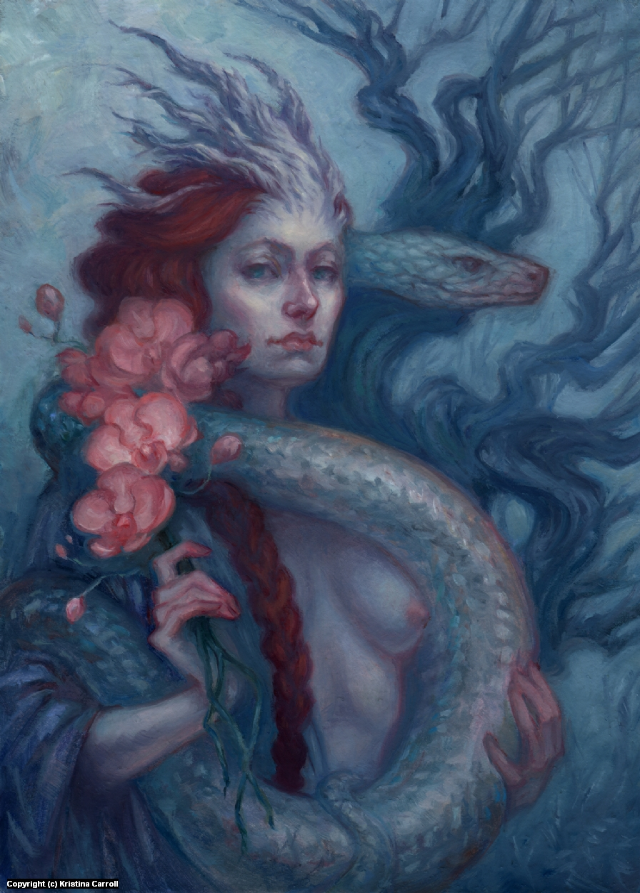 Lilith Artwork by Kristina Carroll