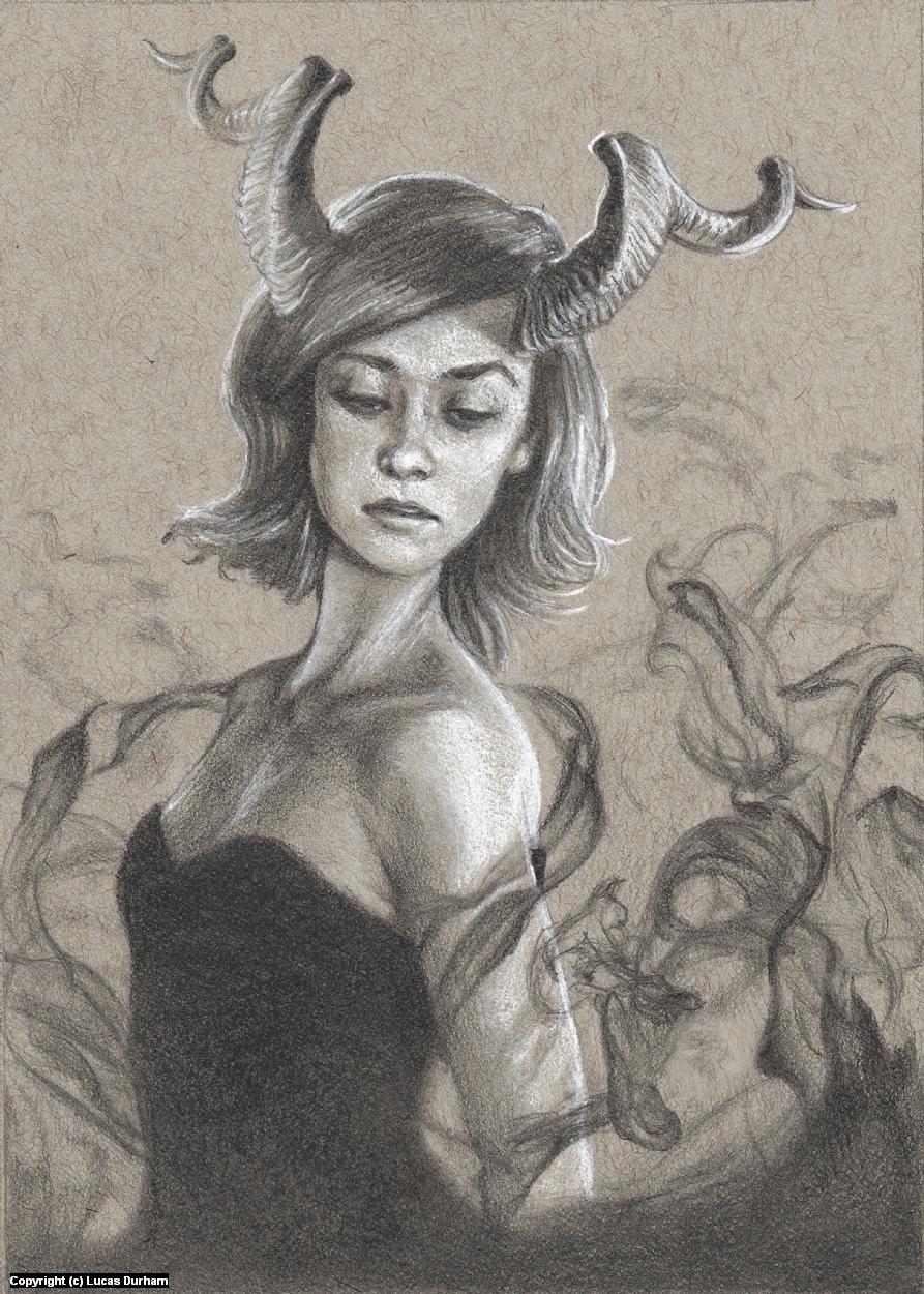 Smok'n Artwork by Lucas Durham