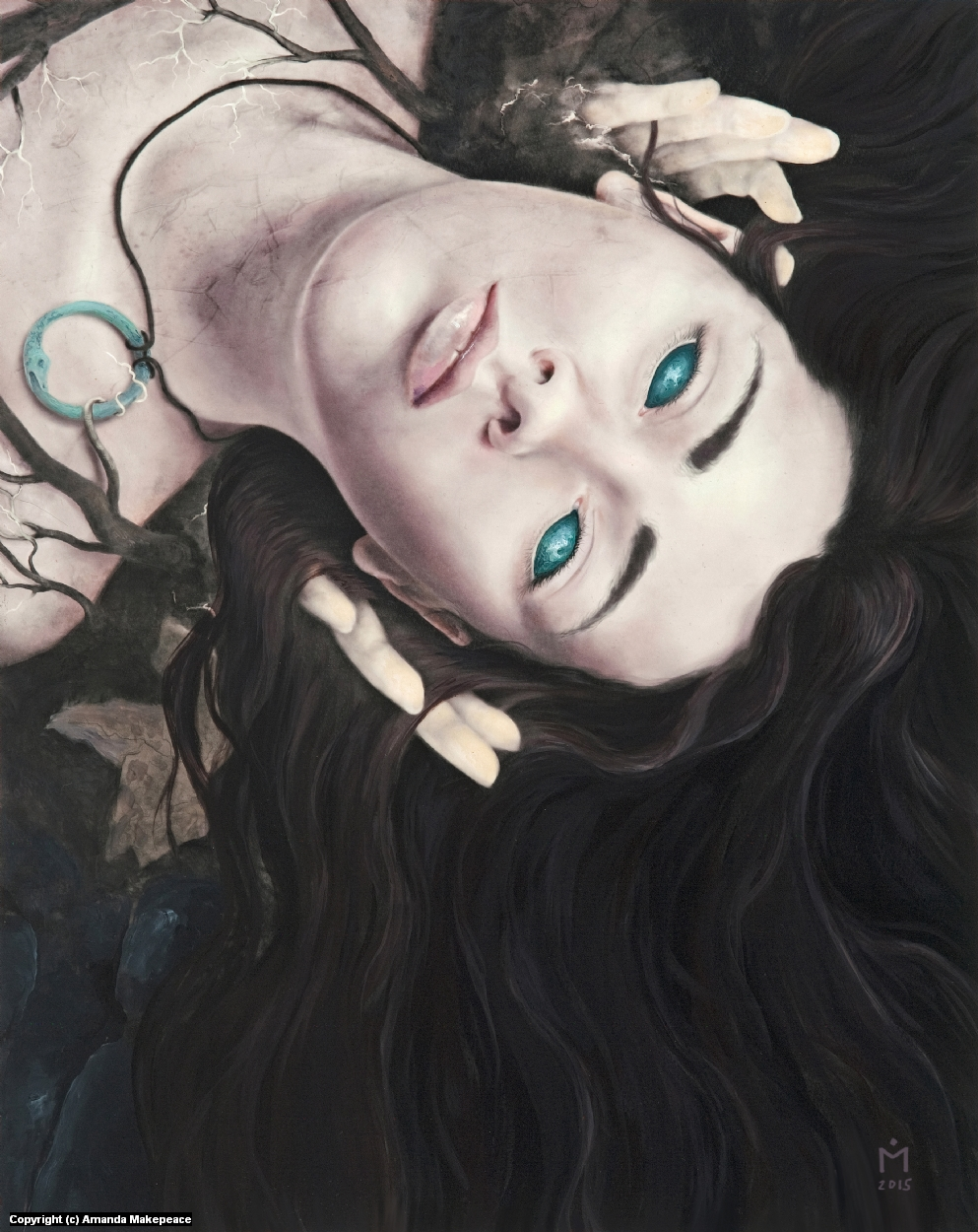 Renascentia Artwork by Amanda Makepeace