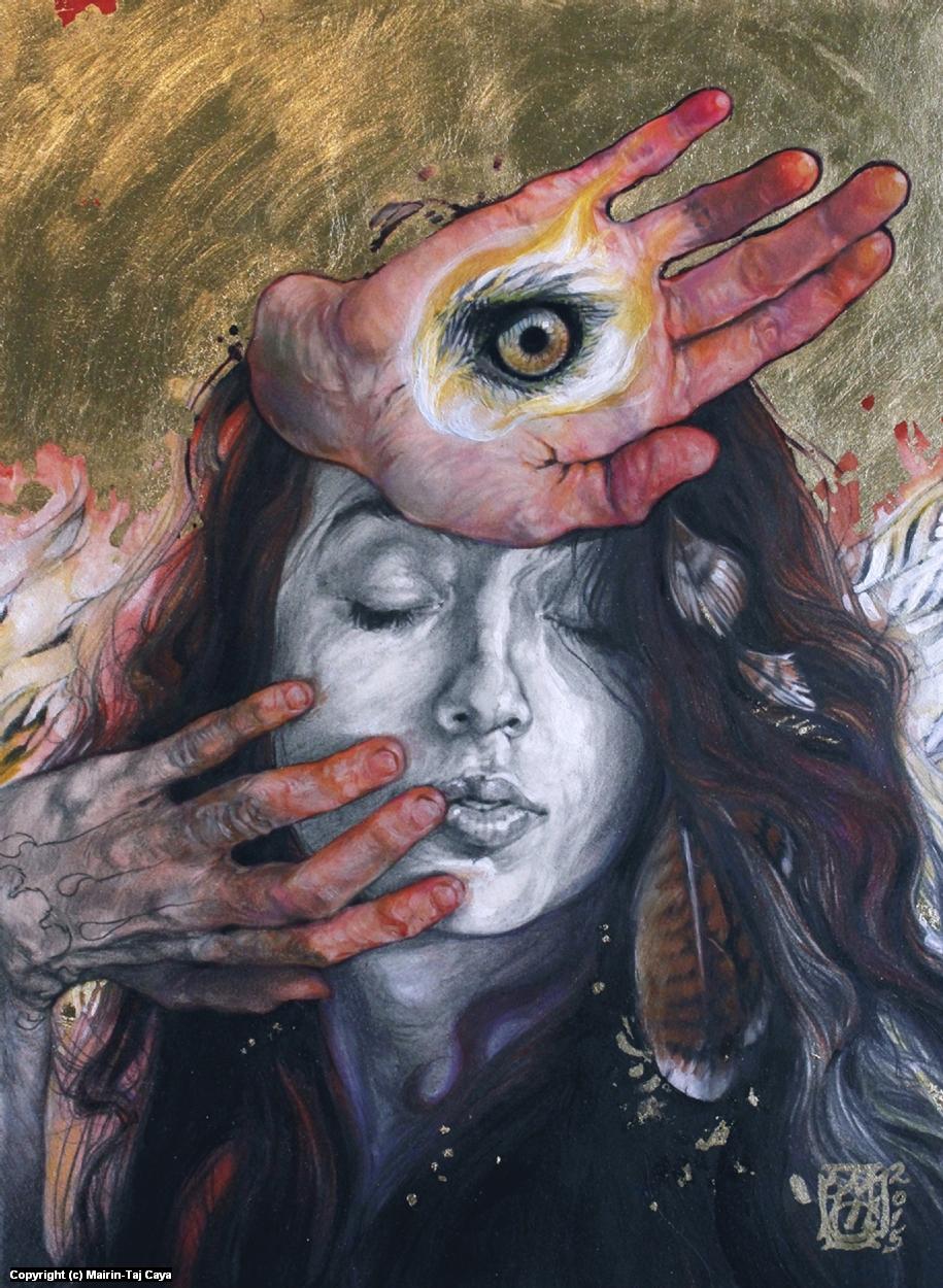 Made New Artwork by Mairin-Taj  Caya
