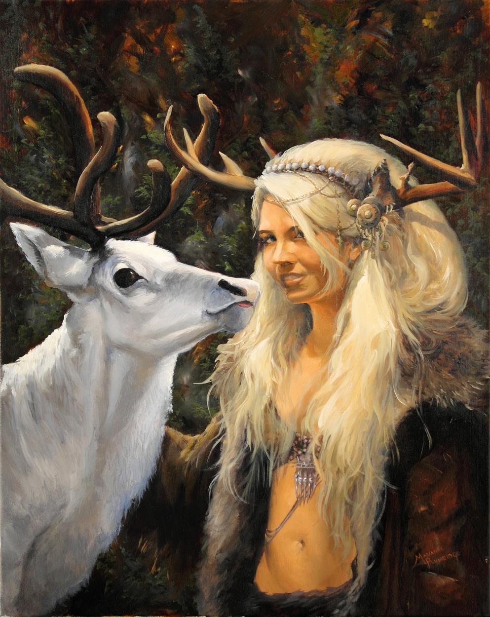 KINDRED SPIRITS Artwork by Marianne Plumridge