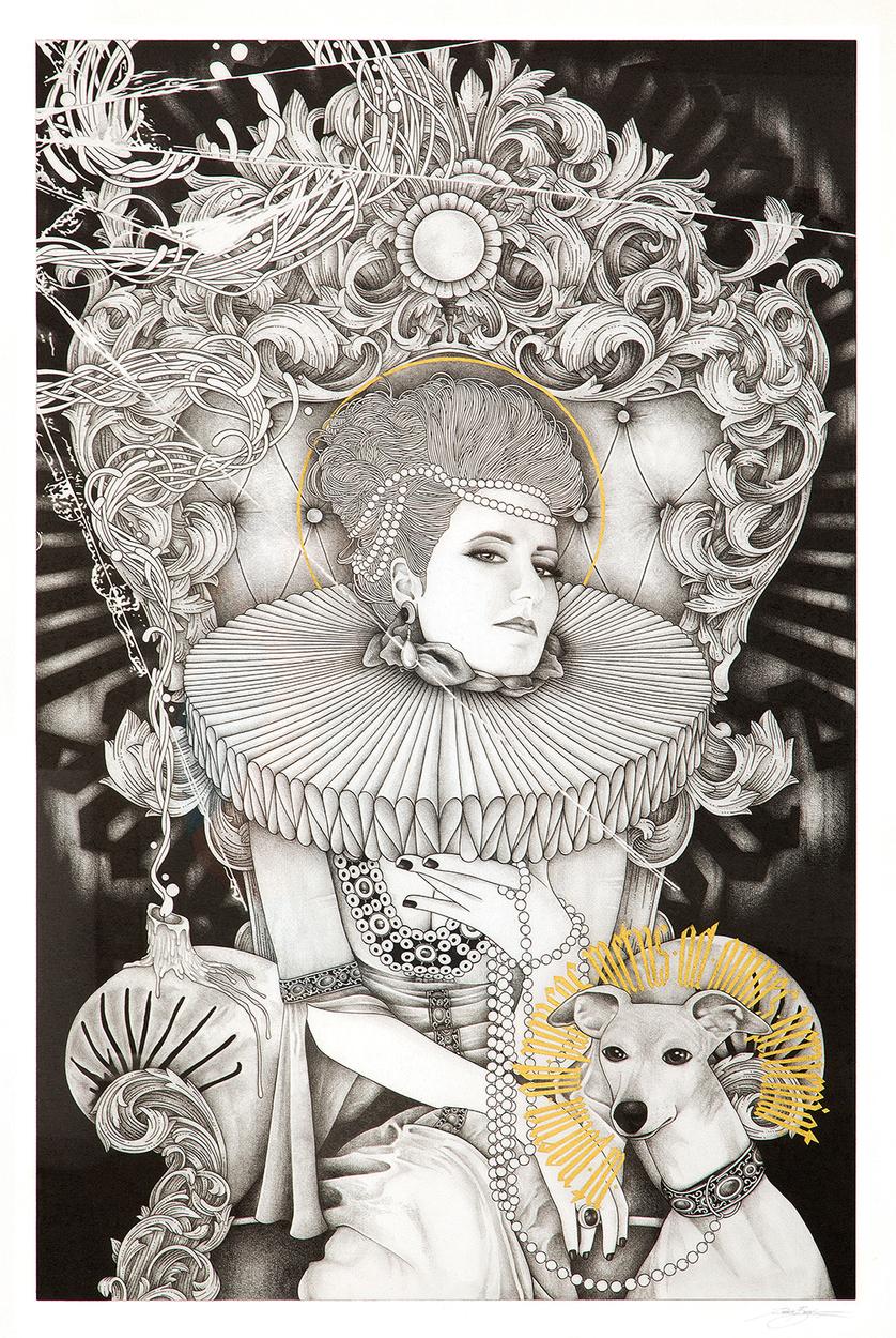milady Artwork by rodrigo borges