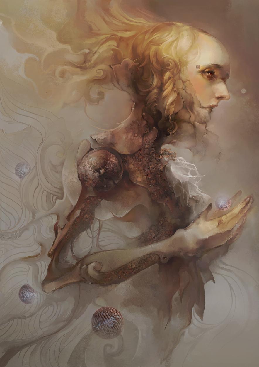 seek Artwork by TE HU