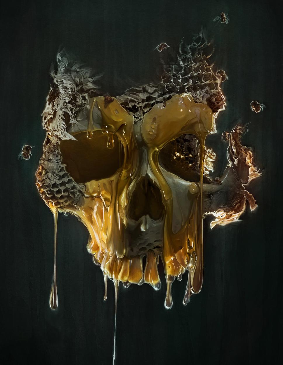 Sweet Death Artwork by David Seidman