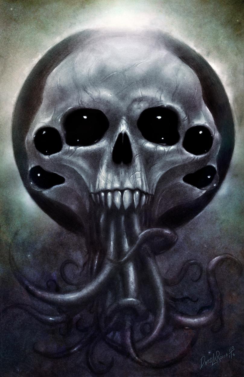 Yog-Sothoth Is the Gate Artwork by David LaRocca