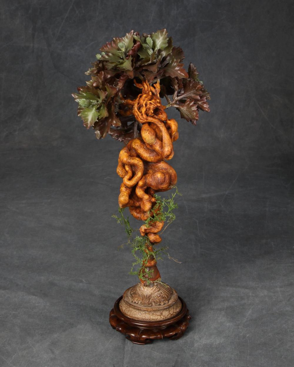 Mandrake Reliquary Artwork by Dan Chudzinski