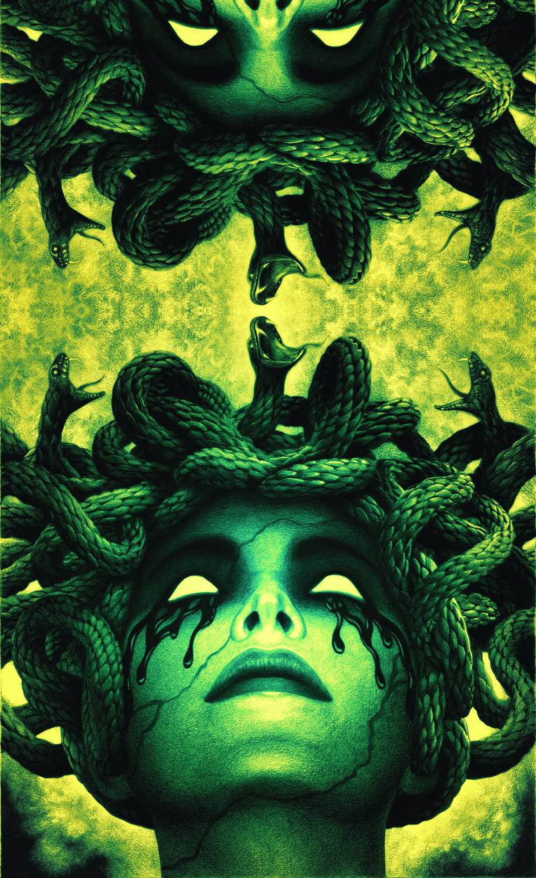 La Corona Artwork by John Picacio