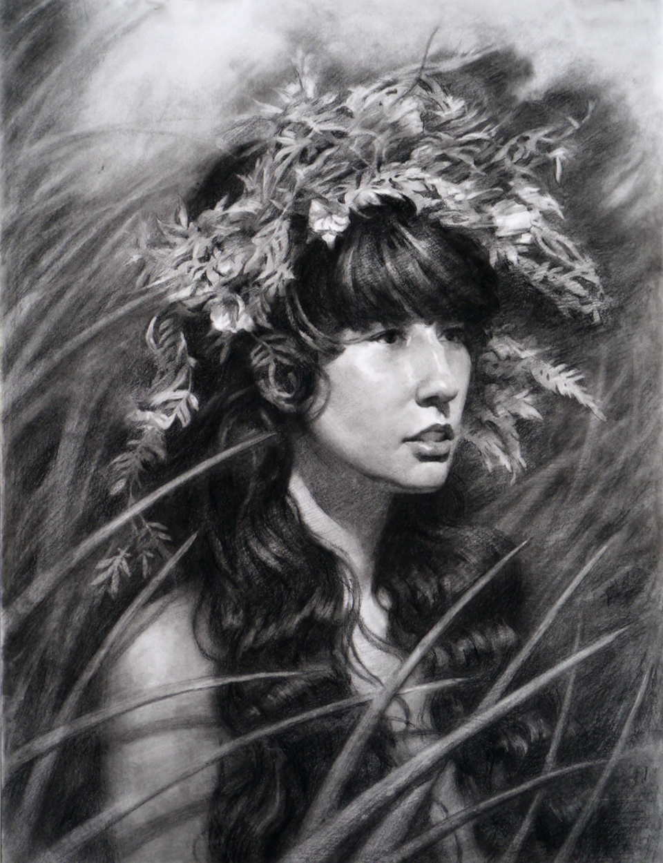 Forest Spirit Artwork by Matt Smith