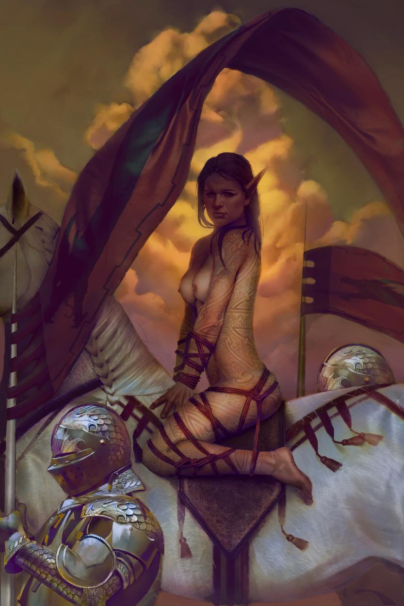 Captive Artwork by James Starr-King