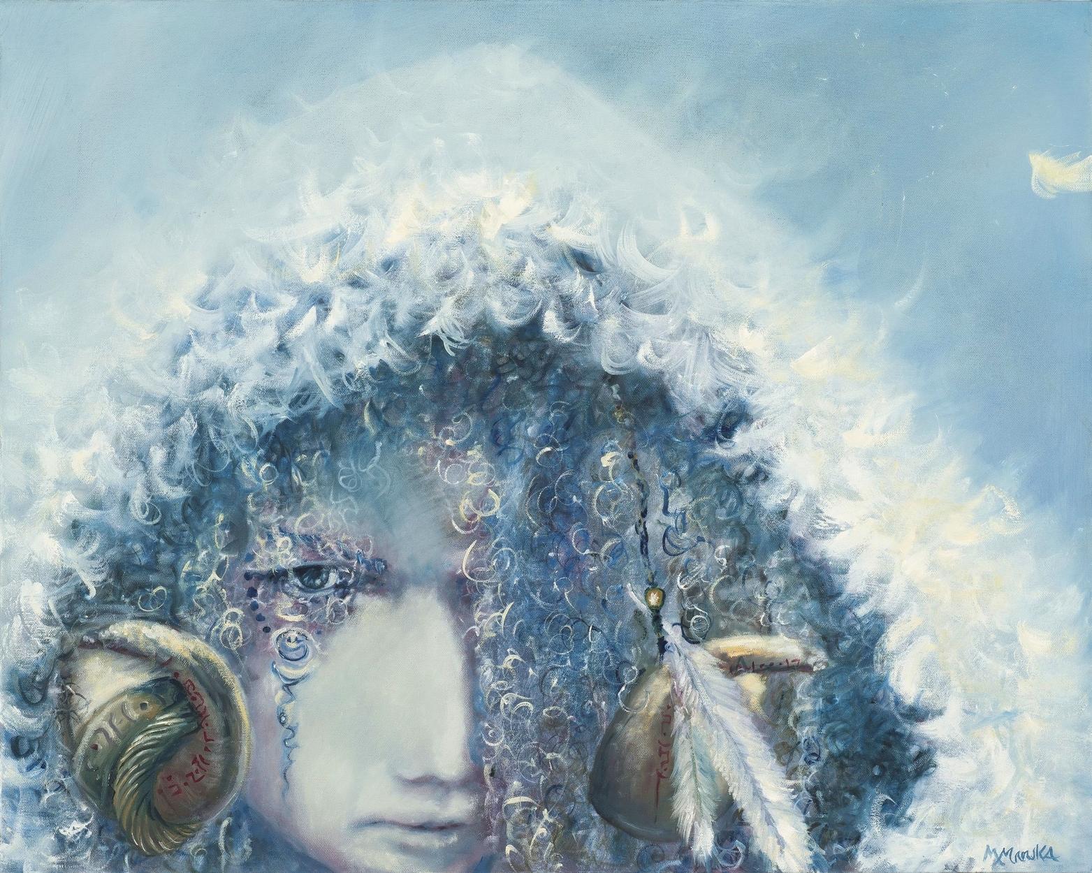 Yeti Artwork by michelle mrowka