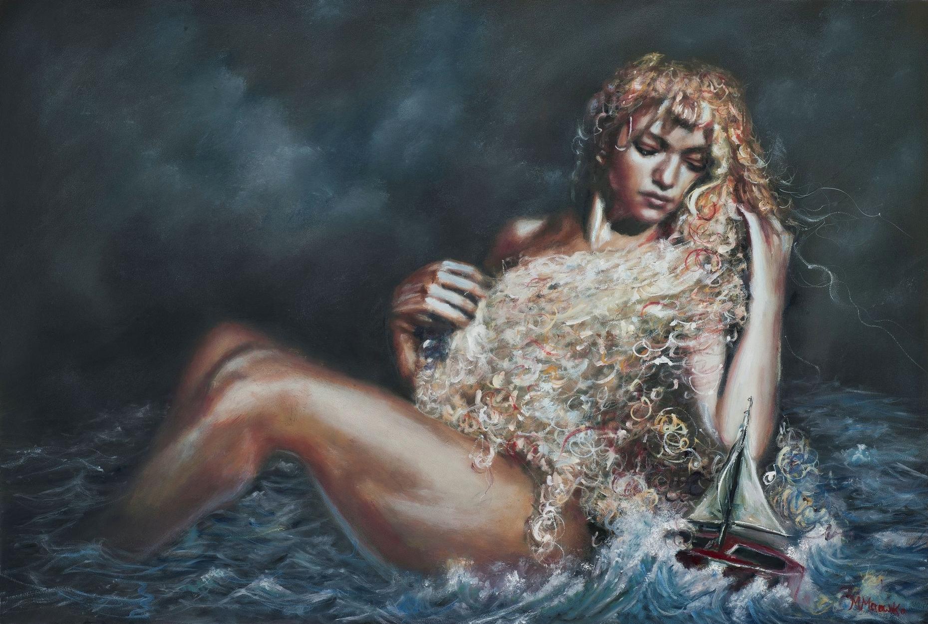 Siren Artwork by michelle mrowka