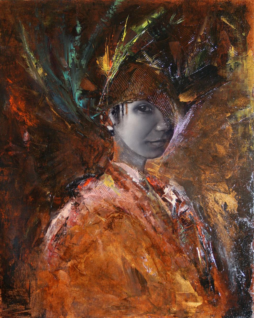 Overlay Series Vol. 1 Artwork by Miki Foldi