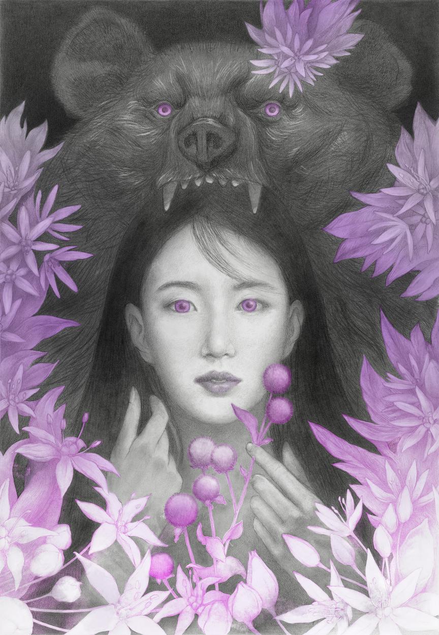 Transformation Artwork by Christine Rhee