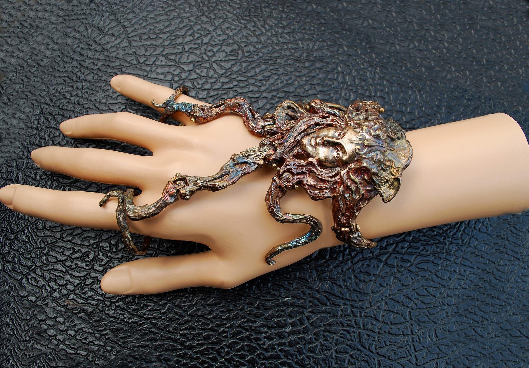 Medusa's Dream Artwork by Michelle Robison