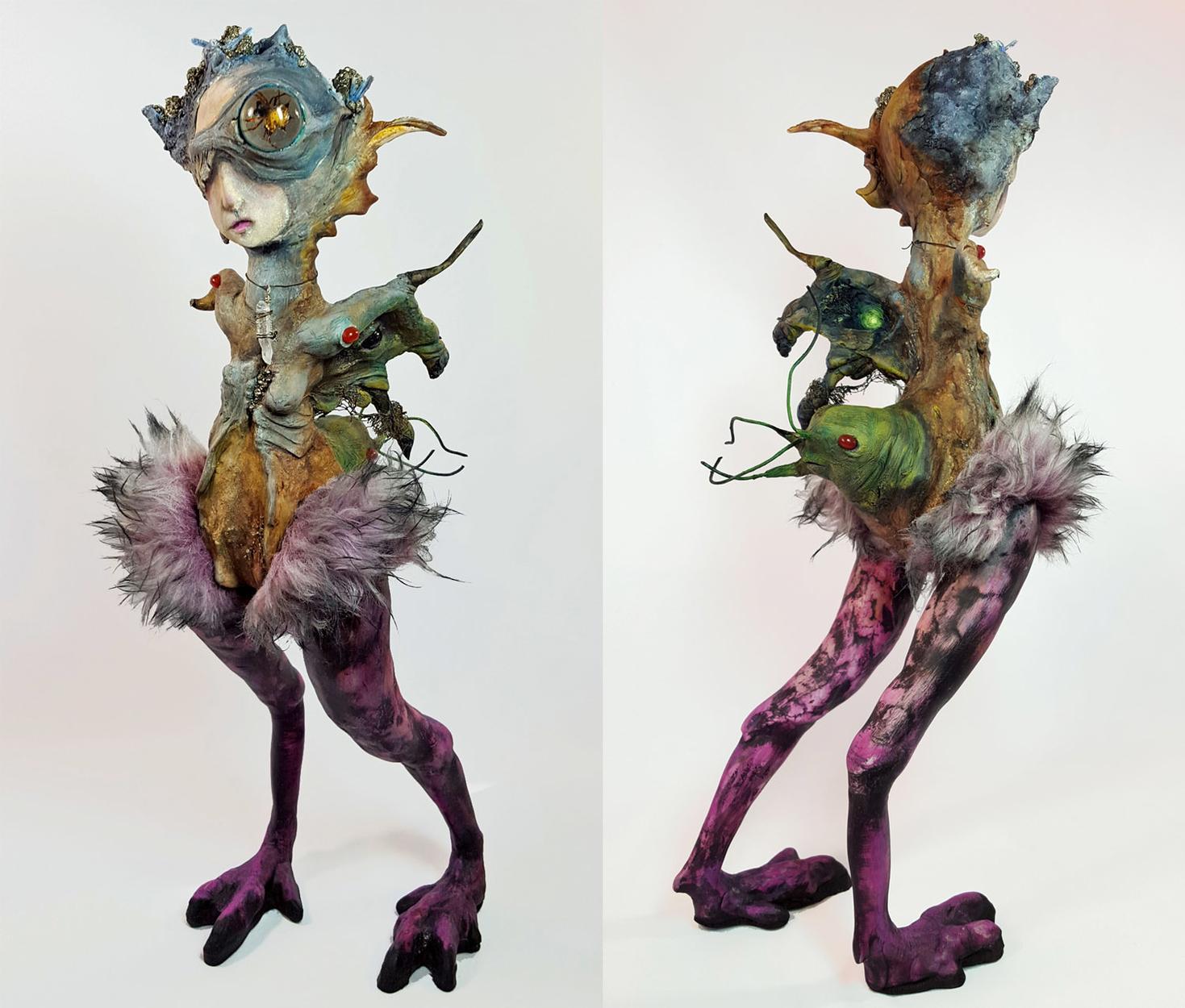 Shorm Artwork by Lisa Sprite Hansen
