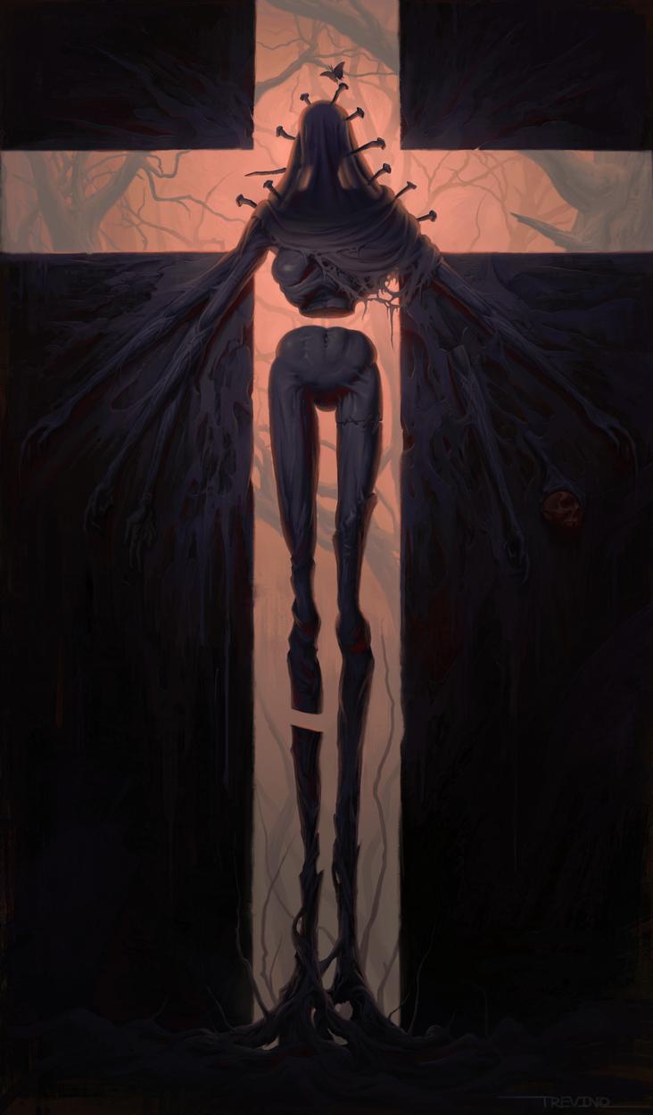 Metamorphosis  Artwork by ROBBIE TREVINO