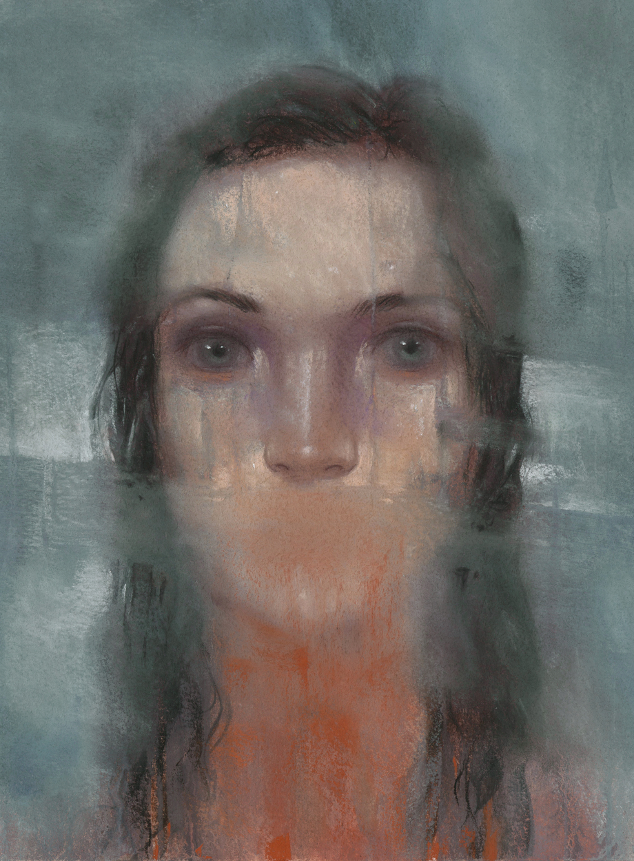 Reflection  Artwork by Ashly Lovett