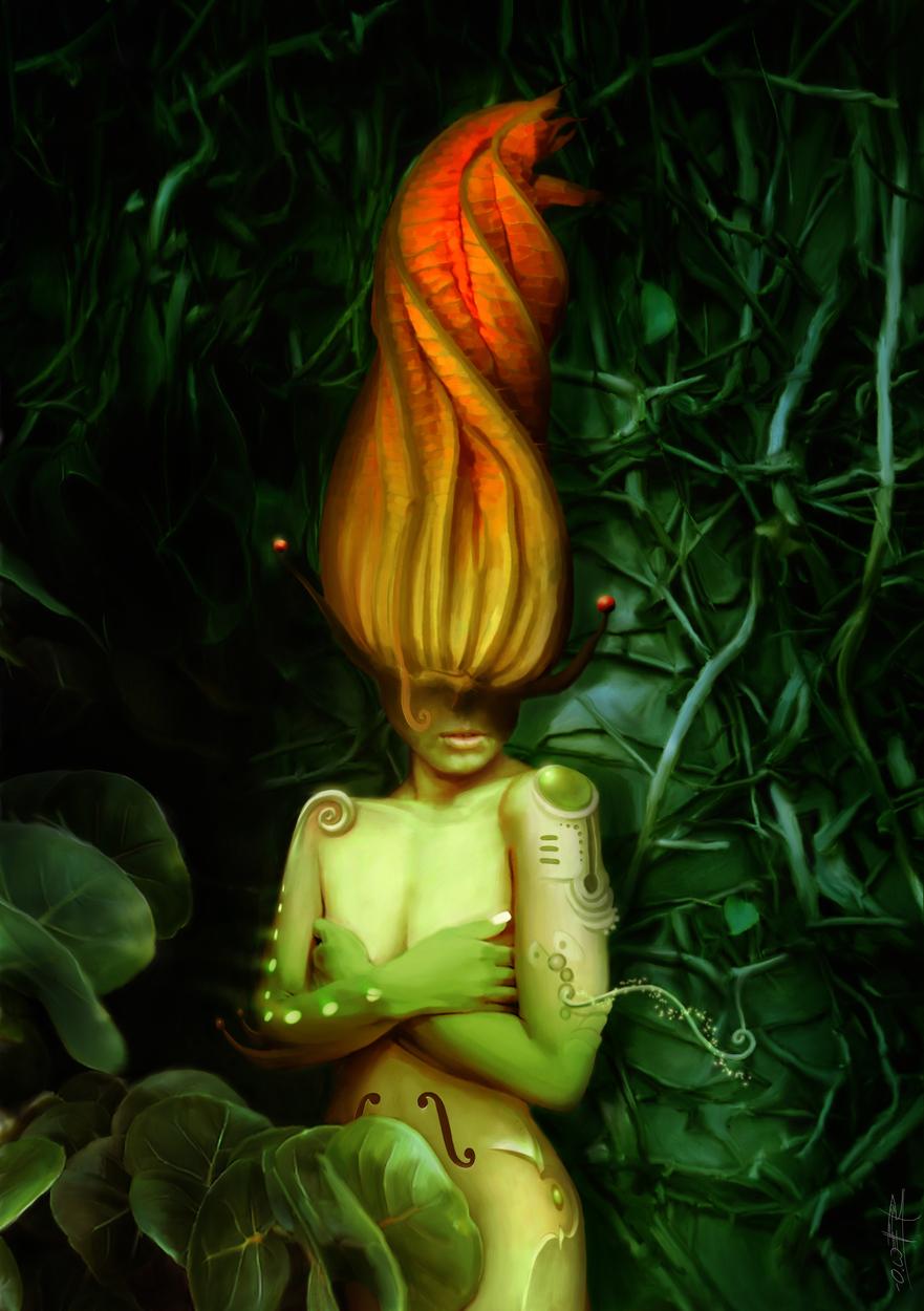 Explant Artwork by Oliver Wetter