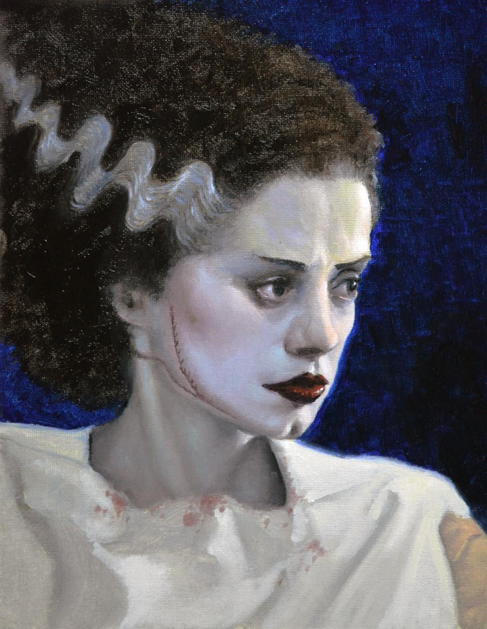 The Bride Artwork by Armand Cabrera