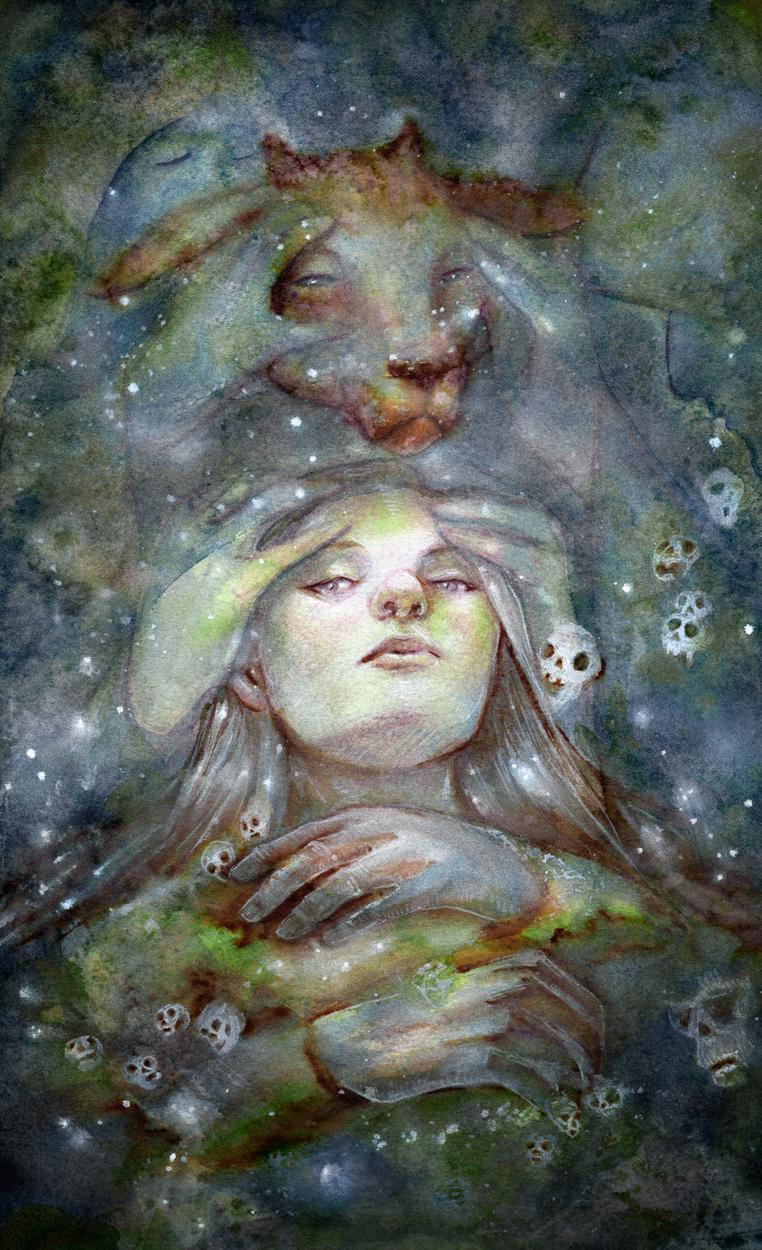 Metamorphosis Artwork by Belinda Morris