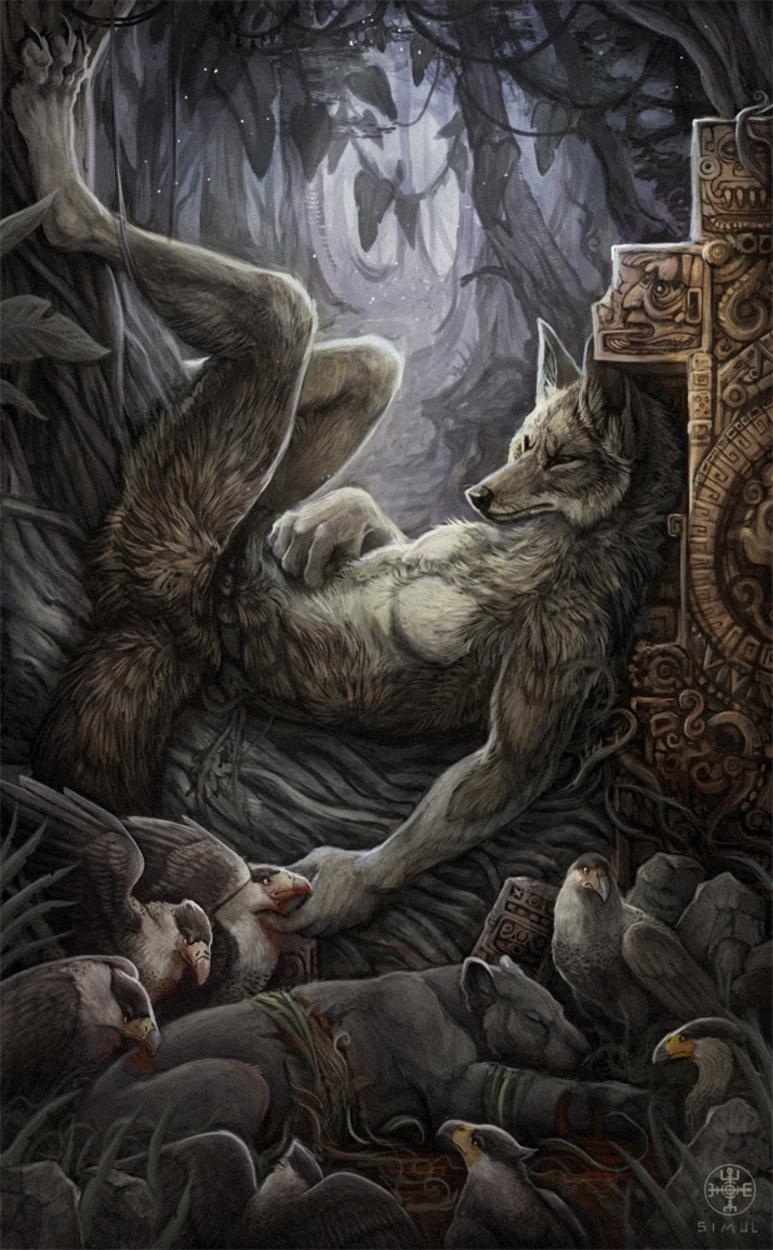 Reclamation Artwork by Simul Art