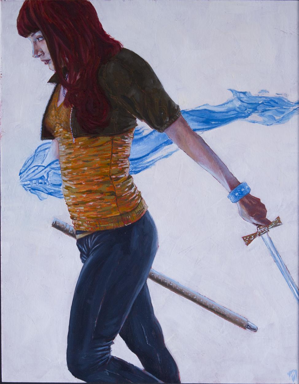 Forward Artwork by Matthew McNeil