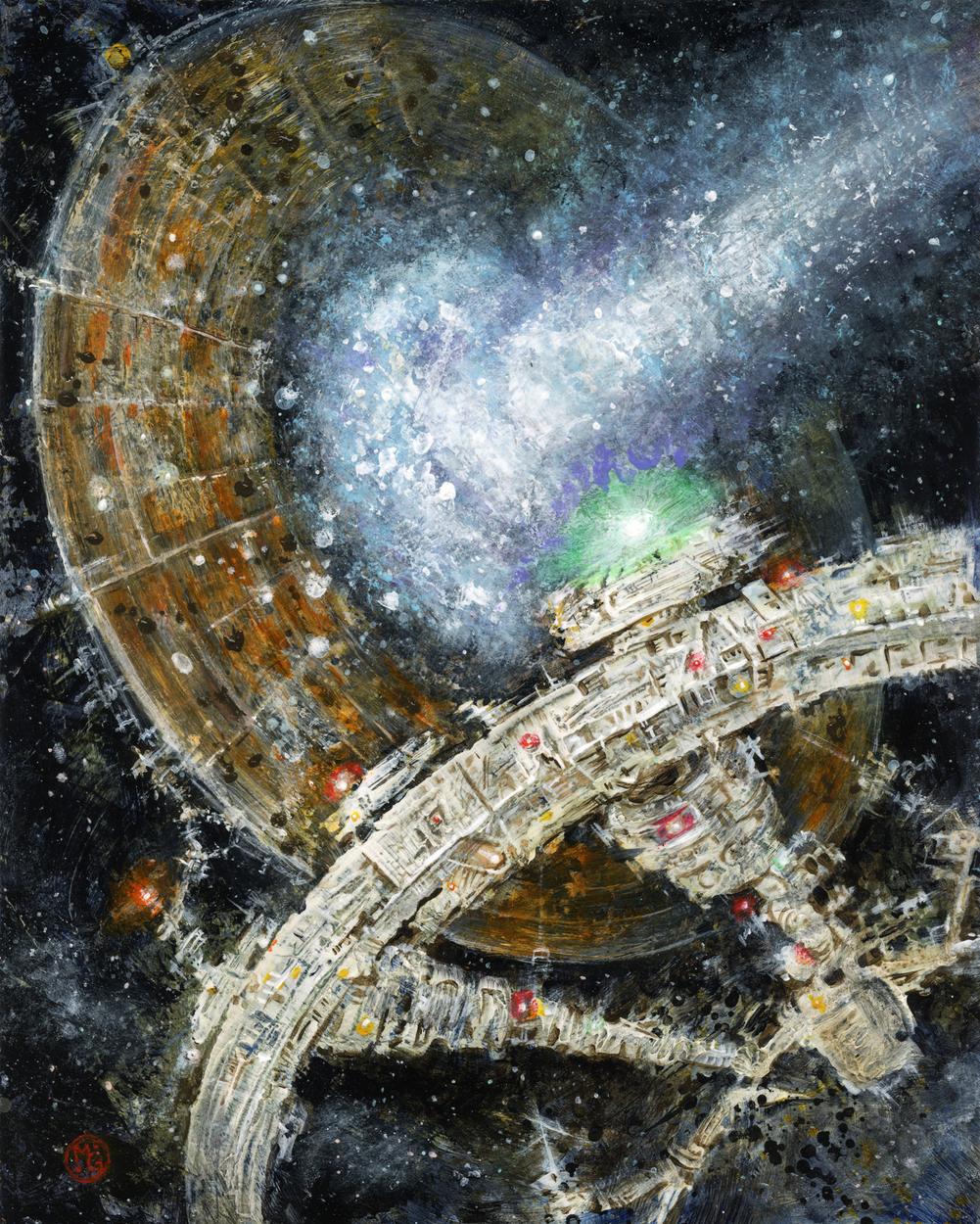 Portal's Edge Artwork by Melissa Gay