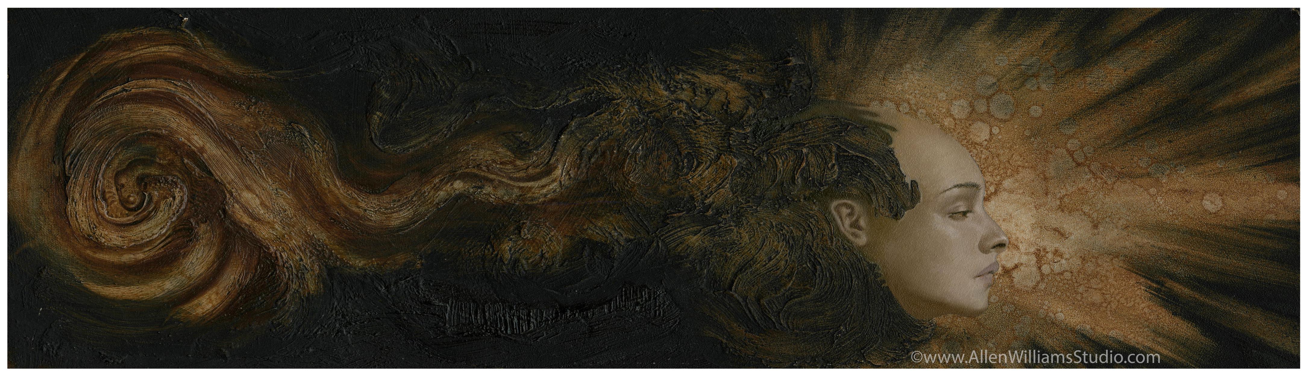 AmunRan Artwork by Allen Williams