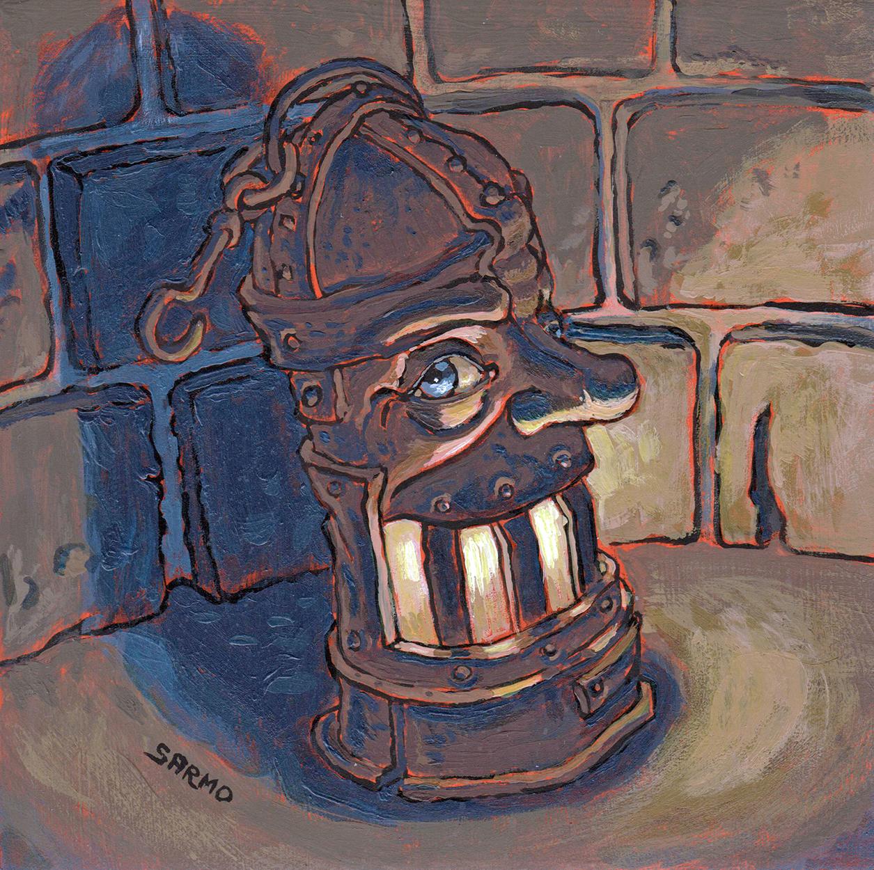 Magic Lantern Artwork by Tom Sarmo