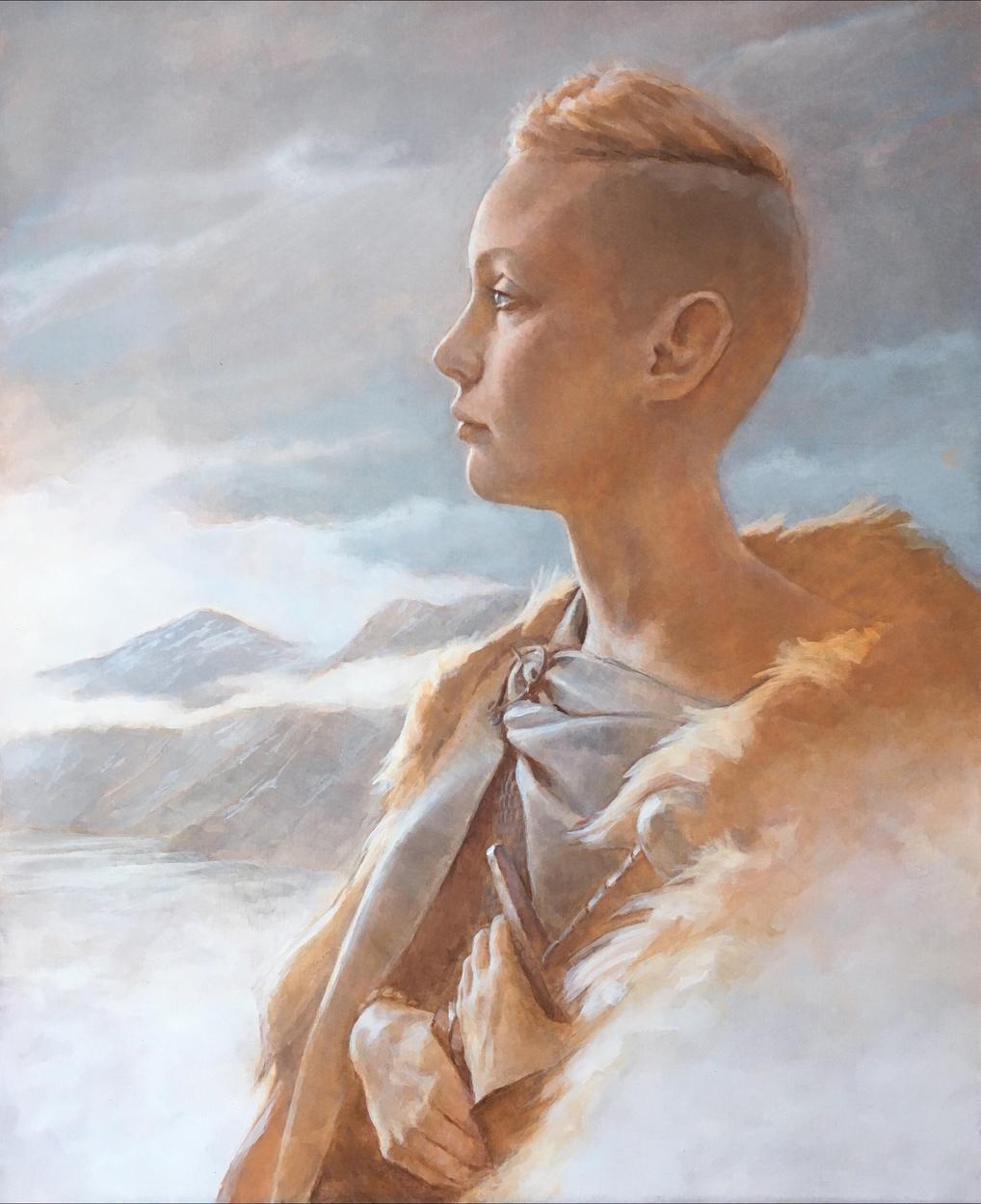 Elina Artwork by David Brasgalla