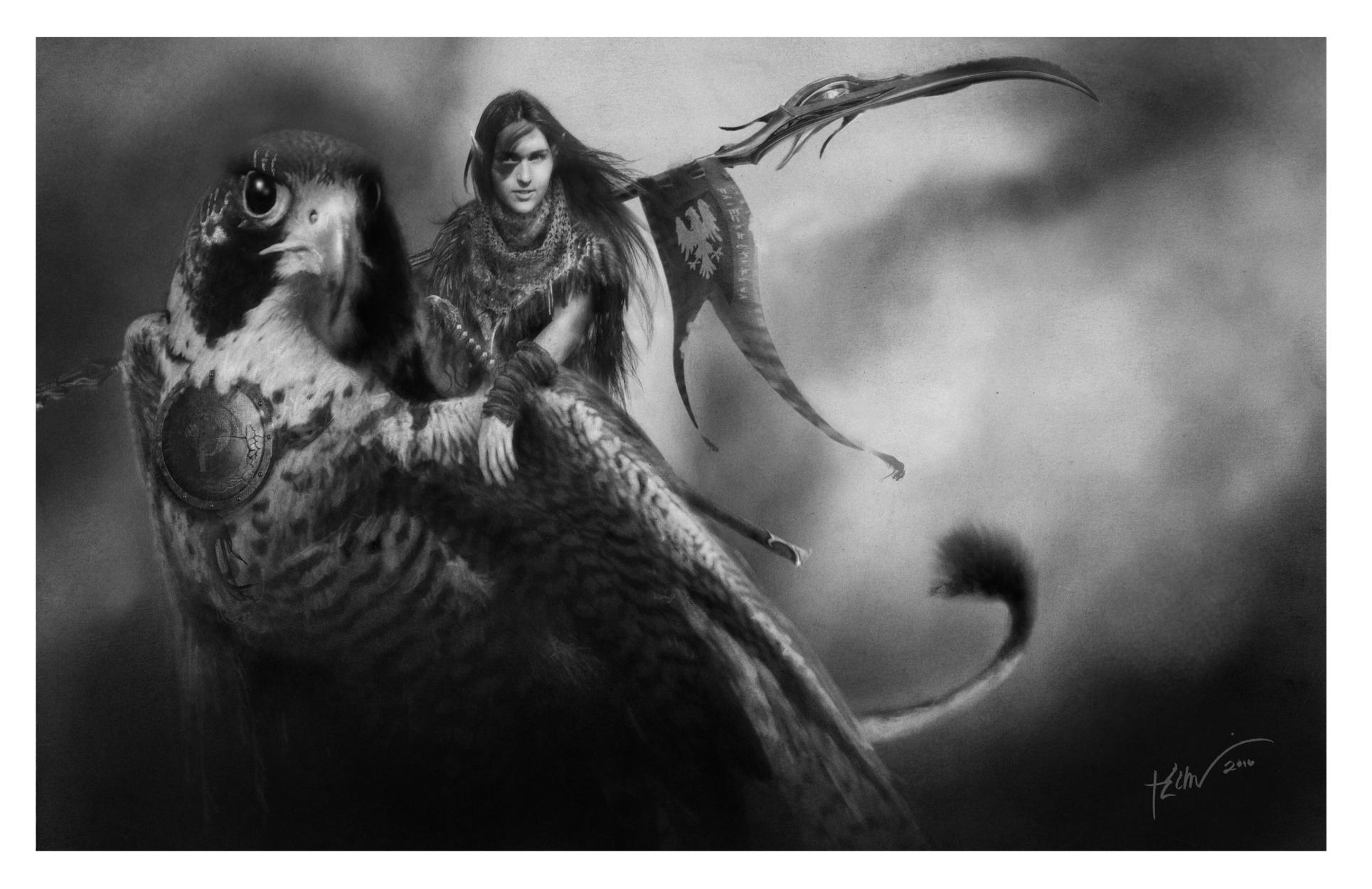 TAHLON WYNNE Artwork by Jeff Echevarria