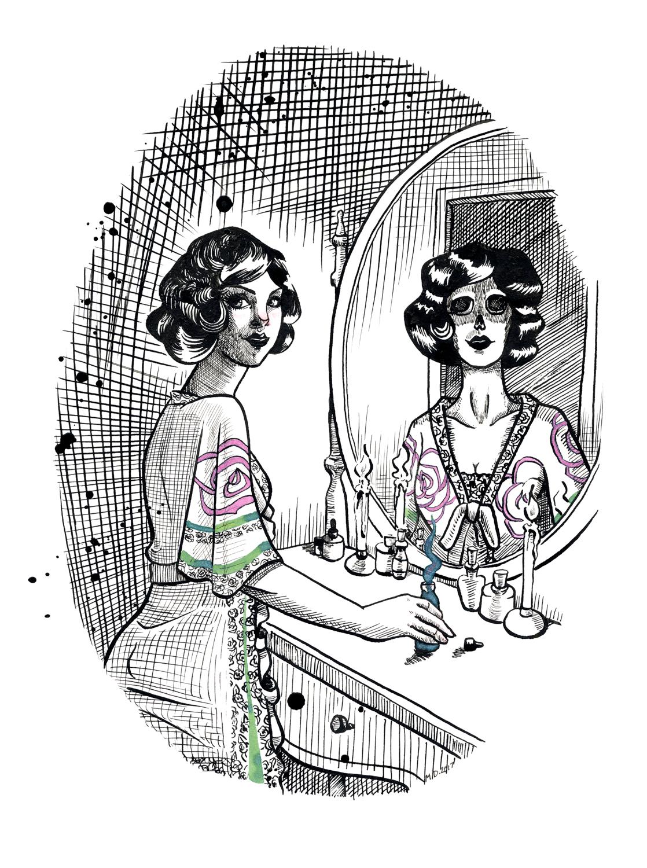 Secrets Artwork by Melisa Des Rosiers