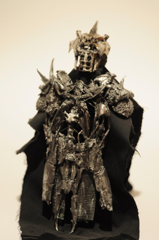 Armor of Lord of Darkness Artwork by Julien SEROR