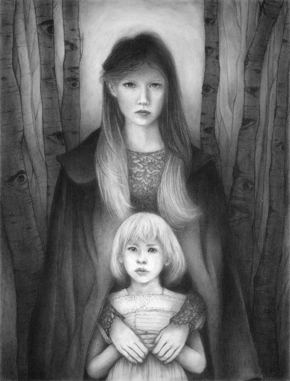 Sentinel Artwork by Christine Rhee