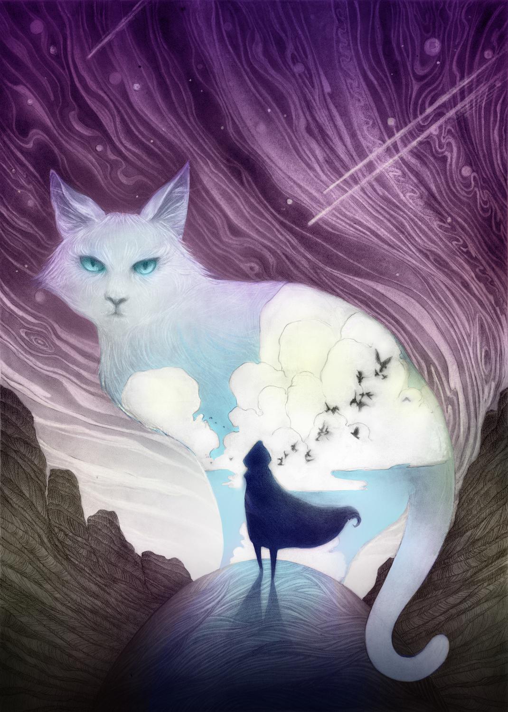 The Dream-quest of Vellitt Boe Artwork by Christine Rhee