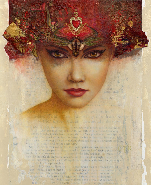 The Visionary Artwork by Lisa L. Cyr