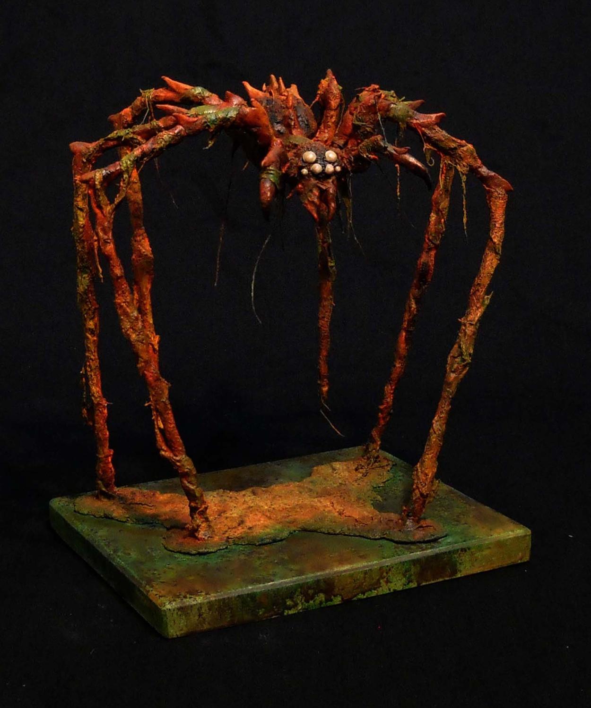 Spider Artwork by Adam Kuder
