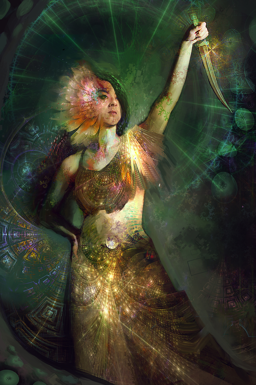 Noctua. Artwork by Calvin Lye