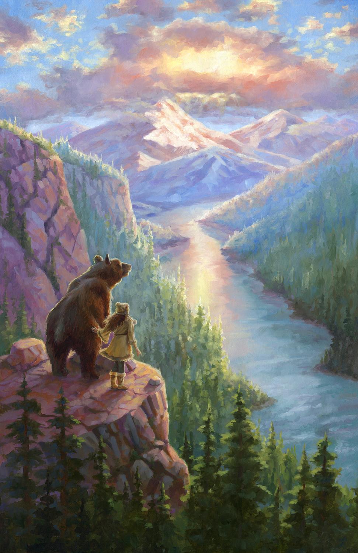 The Last Frontier Artwork by Christine Kornacki