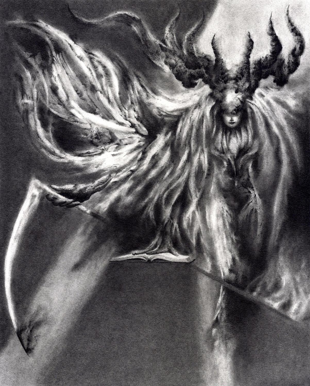 The Sage Artwork by Misael Urquico