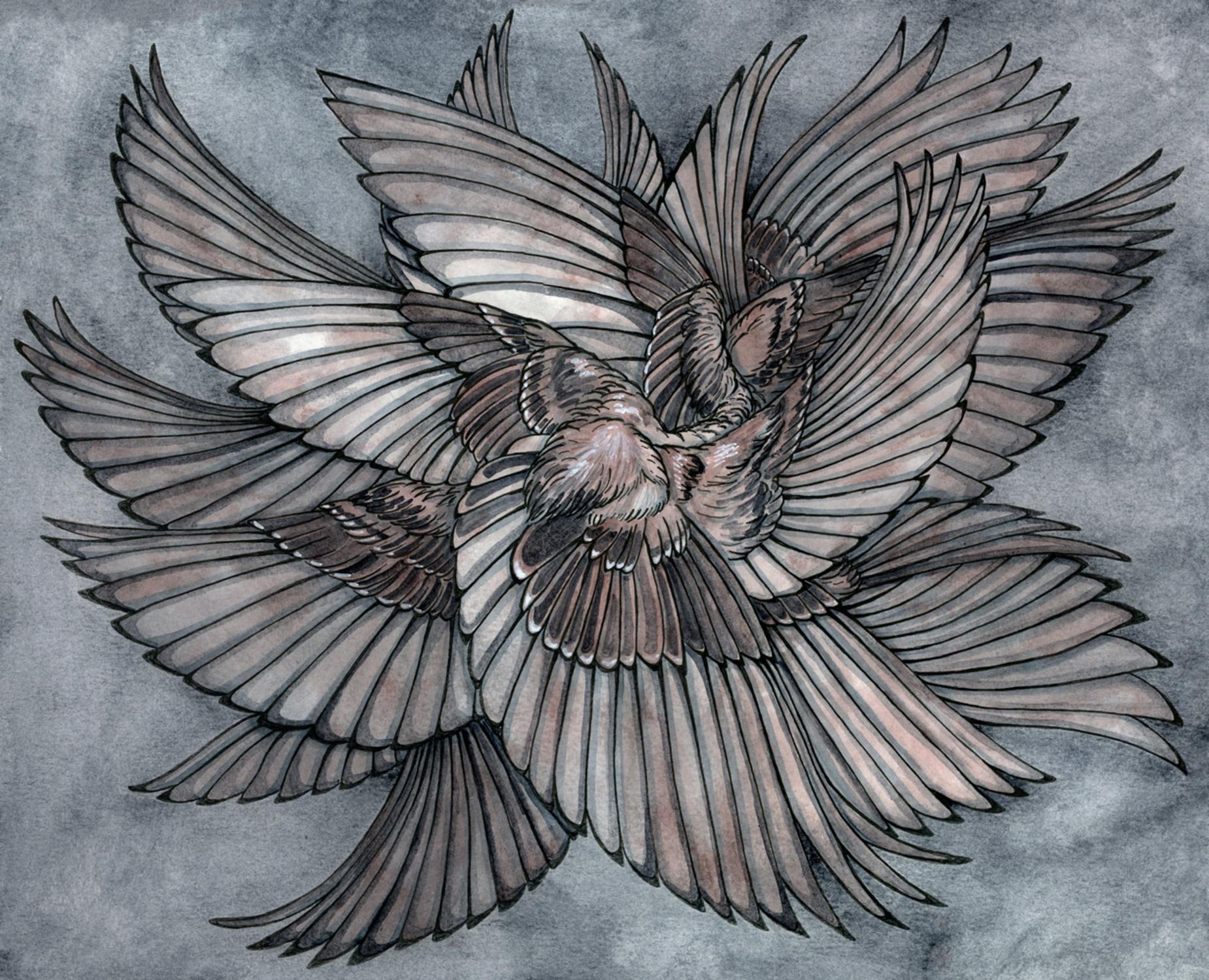 Paralysis Artwork by Rachel Quinlan