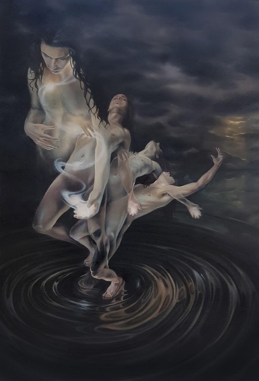 Cupio Dissolvi  Artwork by Rain Delmar