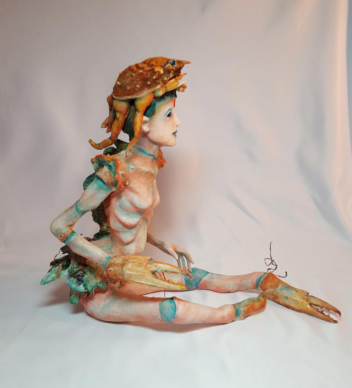 Chitinia Artwork by Lisa Sprite Hansen