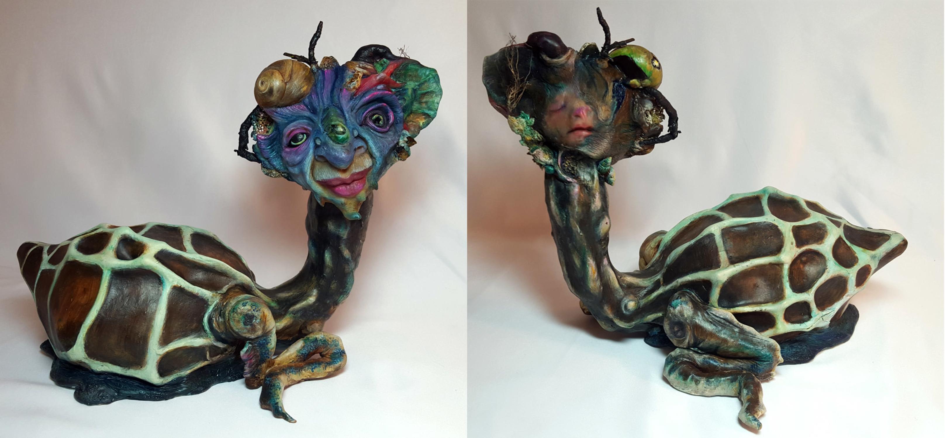 Snell Artwork by Lisa Sprite Hansen