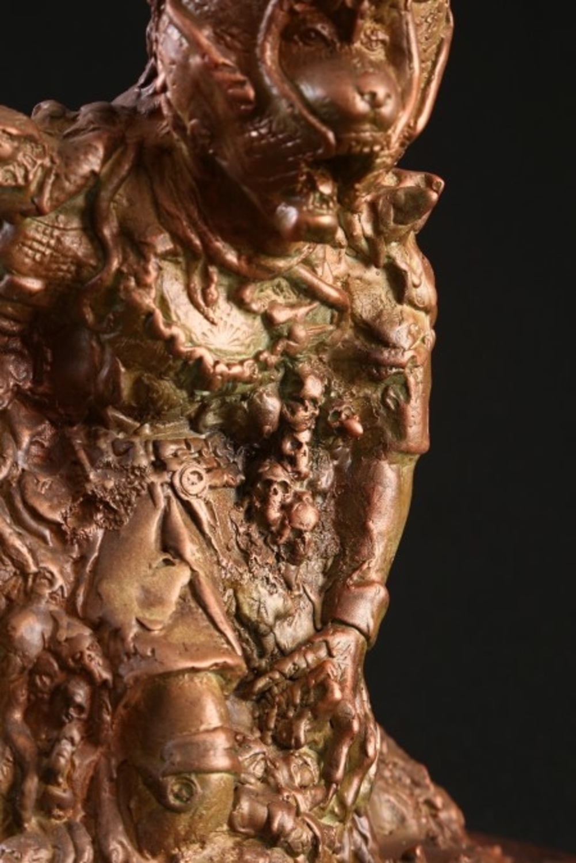 KALKRIESE, SALTUS TEUTOBURGIENSIS, 9 CE Artwork by Brian Reverri