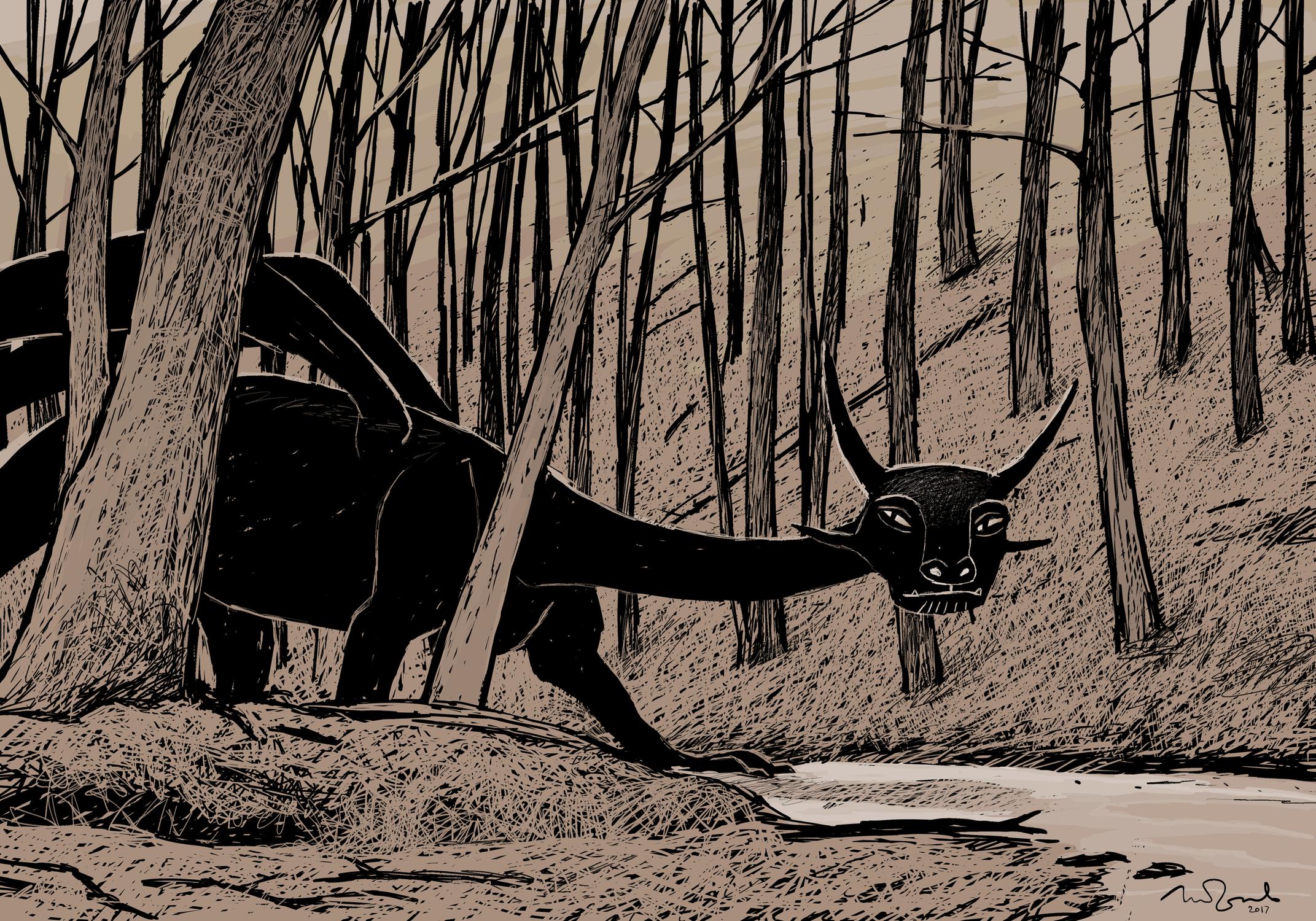 Dragon Artwork by Penko Gelev