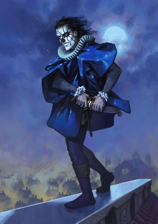 royal assassin Artwork by emanuele desiati