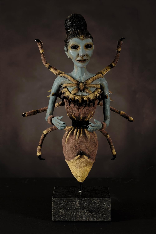 Spinette Artwork by Nikole Cooney