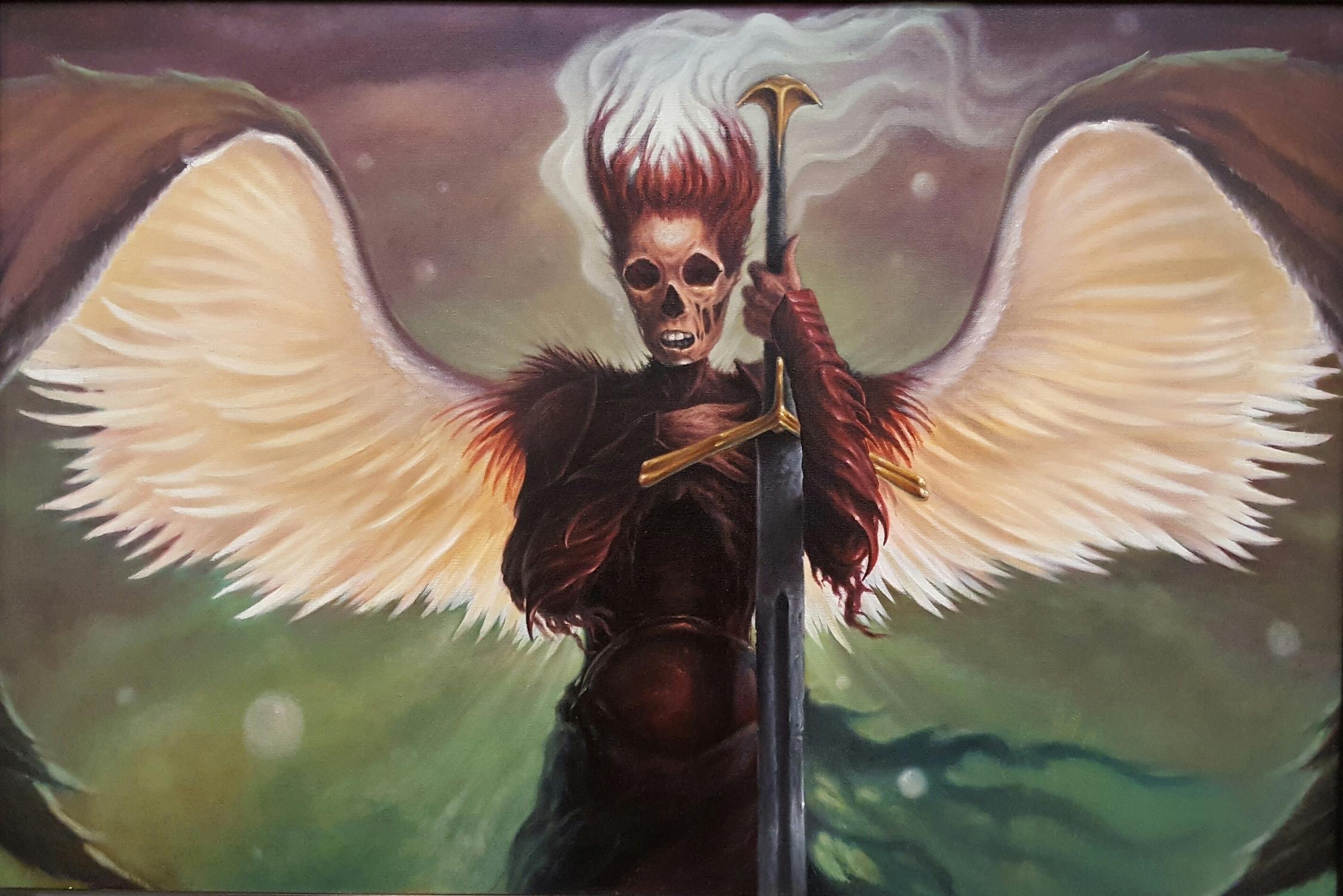 Aries  Artwork by Toby Gehrlich
